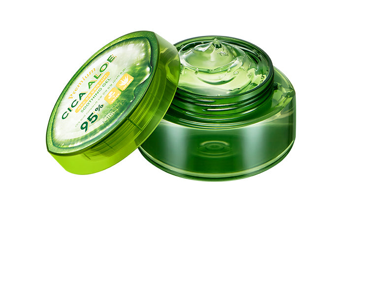 [MISSHA] Premium CICA Aloe Soothing Gel 300ml