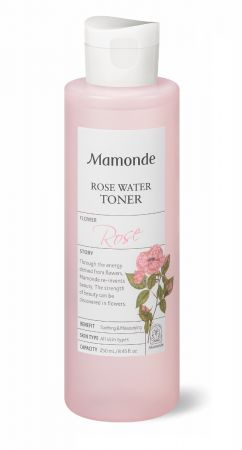 [MAMONDE] Rose Water Toner 250ml