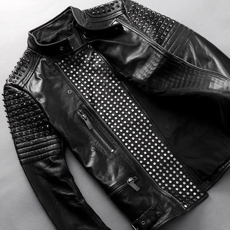 Rebellion Racer Studded Jacket