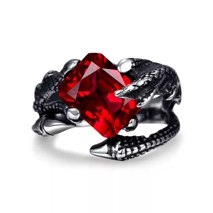 Dragon Keeper Stone Ring