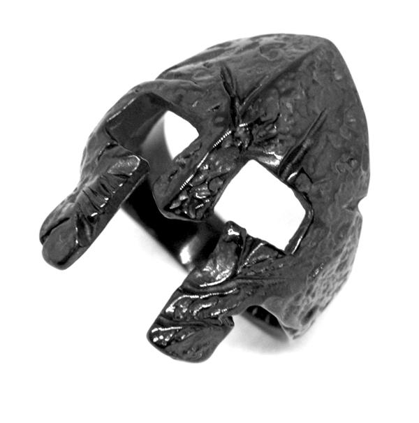 Gladiator Black Ring