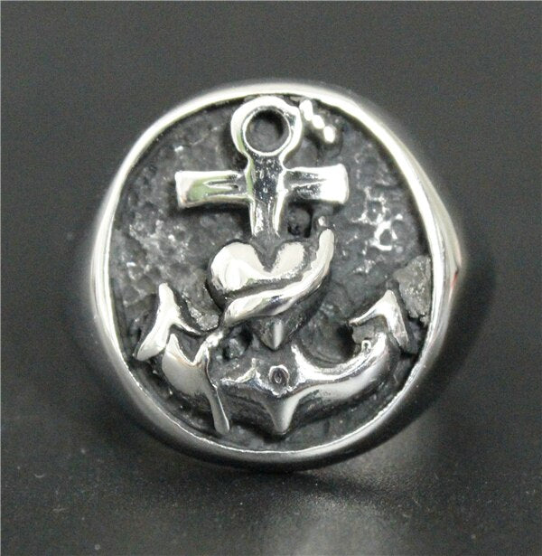 Heart of the Sea Anchor Ring