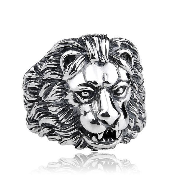 Royal Lion Ring