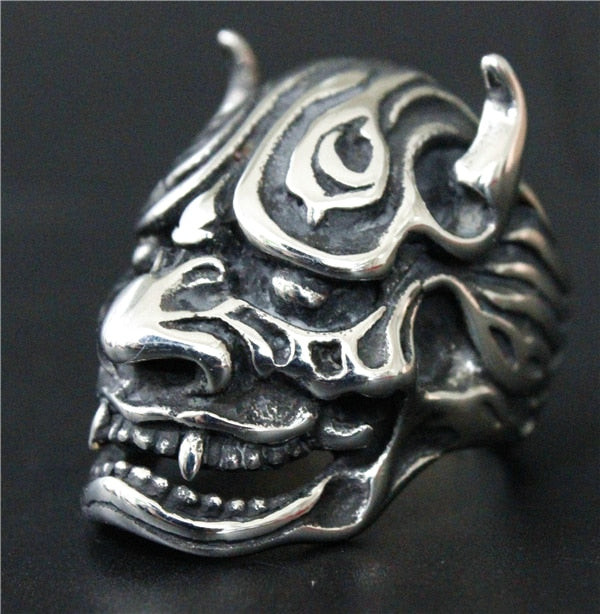 Demon Hannya Ring