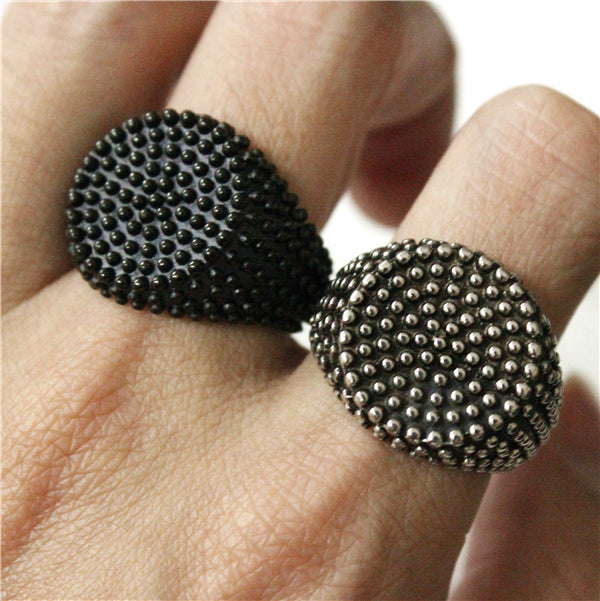 Studded Punk Ring