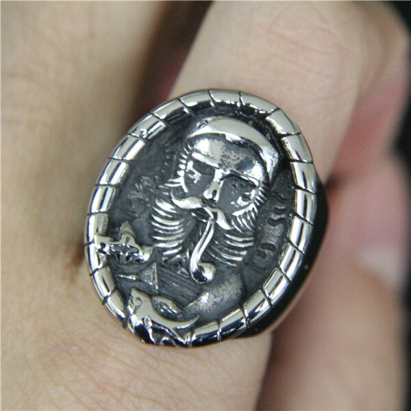 Pipe Smoker Ring