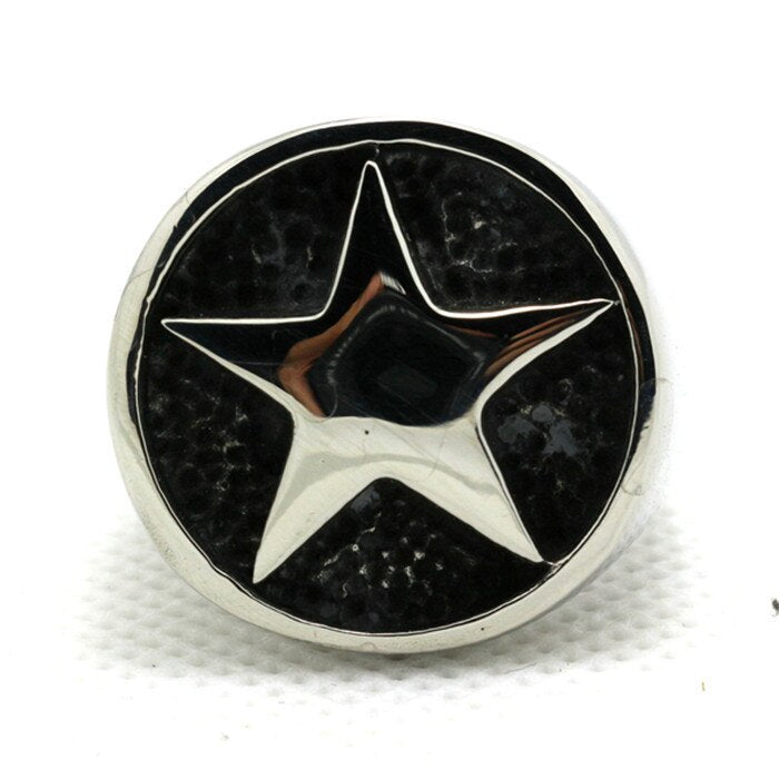 Star Stamp Ring
