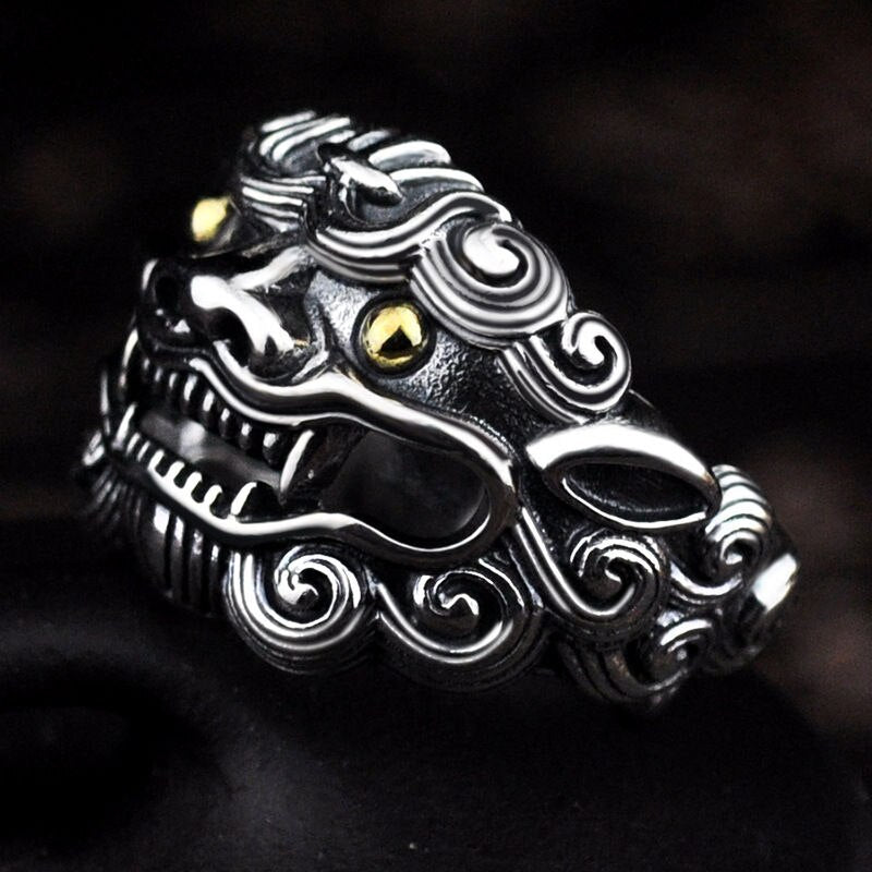 Komainu Protector Mask Ring