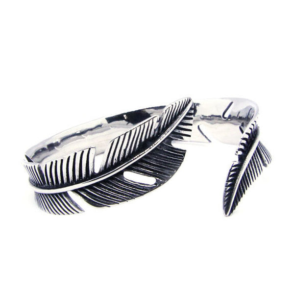 Eagle Feather Bracelet