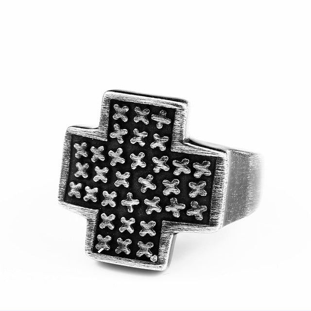 X Cross Ring