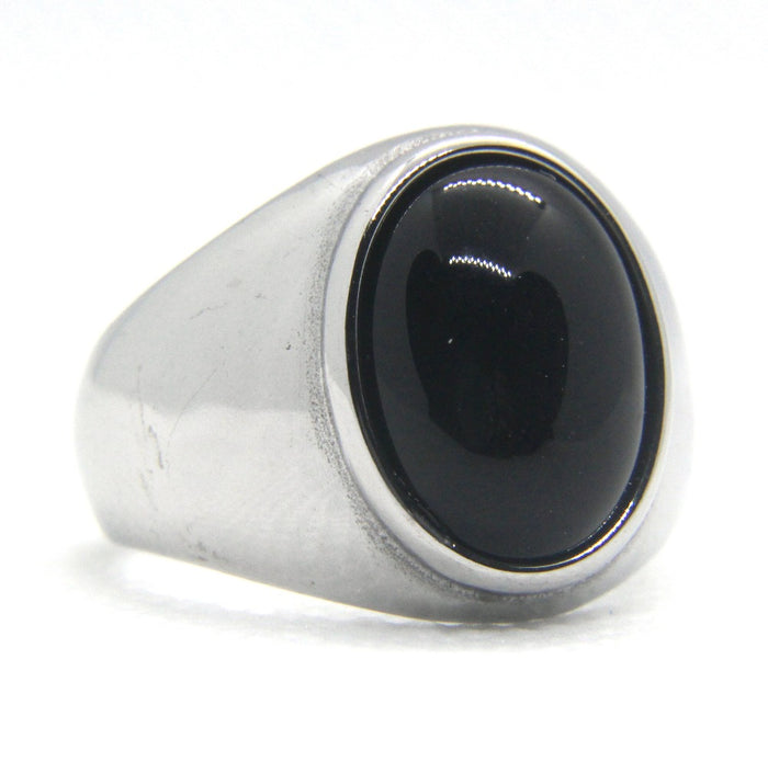 Black Eye Stone Ring