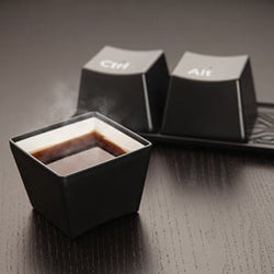 Ctrl ALT DEL Bowls/Mugs - 3 Pcs/ Set