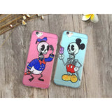 day of dead phone case disney