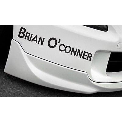 HelloDefiance, RIP Paul Walker - Brian O'Conner Sticker, best, HelloDefiancecheap