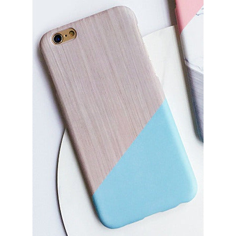 HelloDefiance, Blue Grain for iPhone 6 Models, best, HelloDefiancecheap