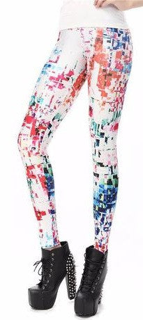 HelloDefiance, PixelStract Leggings, best, HelloDefiancecheap