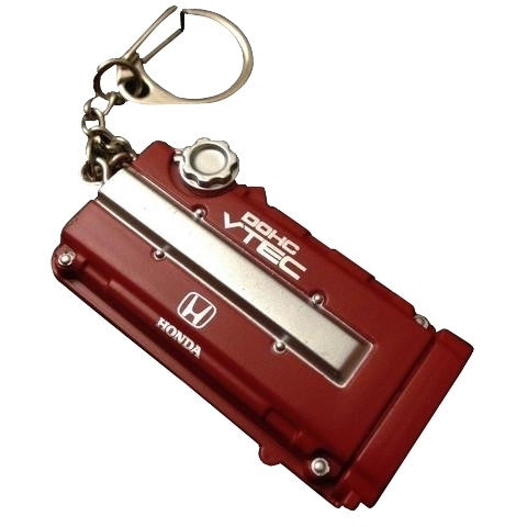 B18 Valve Cover Keychain