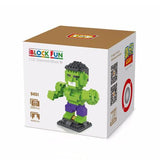 HelloDefiance, Hulk - Collectible Display Blocks, best, HelloDefiancecheap