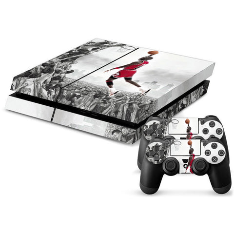 new arrival 7f73e e2316 Flying J Skin - PS4 Protector