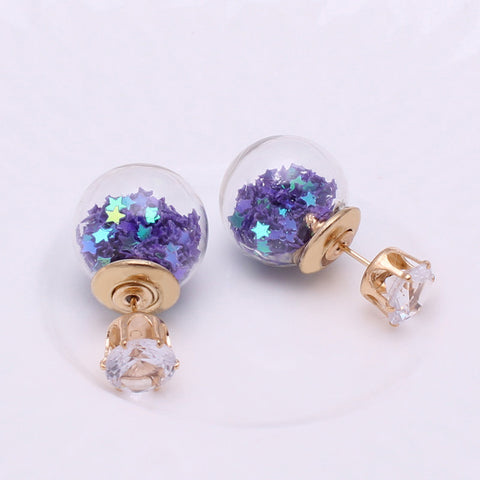 Best Earring Website Double-Sided Earrings