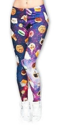 HelloDefiance, SpaceJunk Leggings, best, HelloDefiancecheap