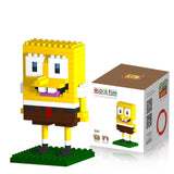 HelloDefiance, SpongeBob - Collectible Display Blocks, best, HelloDefiancecheap