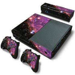Starry Universe Skin - Xbox One Protector