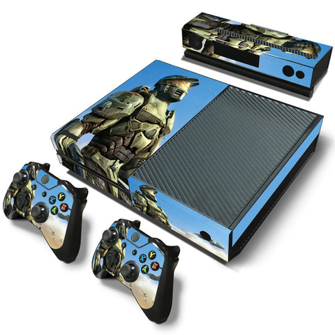 Master Chief Skin - Xbox One Protector