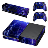 Xbox One Lightning Vinyl Wrap