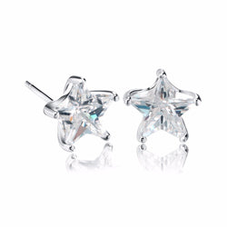 Dancing Star Stud Earring