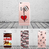 HelloDefiance, I Heart Nutella for iPhone 5/6/7 Models, best, HelloDefiancecheap