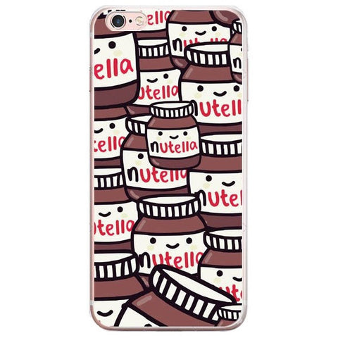 HelloDefiance, Baby Jar Nutella for iPhone 5/6/7 Models, best, HelloDefiancecheap