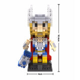HelloDefiance, Thor - Collectible Display Blocks, best, HelloDefiancecheap