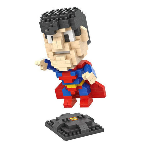 HelloDefiance, Superman - Collectible Display Blocks, best, HelloDefiancecheap