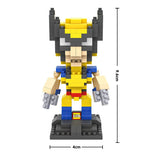 HelloDefiance, Wolverine - Collectible Display Blocks, best, HelloDefiancecheap
