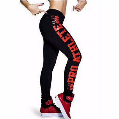 HelloDefiance, ProAthlete Leggings - Red, best, HelloDefiancecheap
