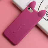HelloDefiance, Kitty Ears Silicon for iPhone 5 Models, best, HelloDefiancecheap