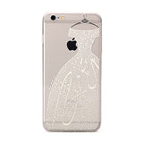 HelloDefiance, Classic White Dress for iPhone 6 Models, best, HelloDefiancecheap