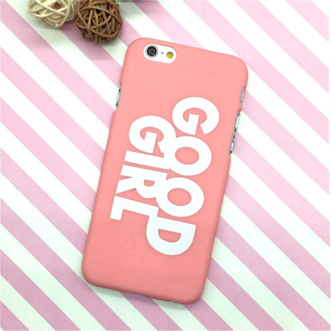 HelloDefiance, Good Girl Bad Girl for iPhone 5/6 Models, best, HelloDefiancecheap