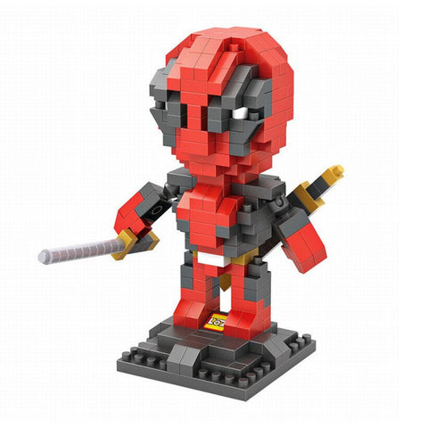 HelloDefiance, Deadpool - Collectible Display Blocks, best, HelloDefiancecheap