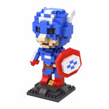 HelloDefiance, Captain America - Collectible Display Blocks, best, HelloDefiancecheap