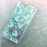 HelloDefiance, Liquid Glitter Narwhal for iPhone 6 Models, best, HelloDefiancecheap