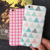 HelloDefiance, Flannel & Triangle Patch for iPhone 5/6 Models, best, HelloDefiancecheap