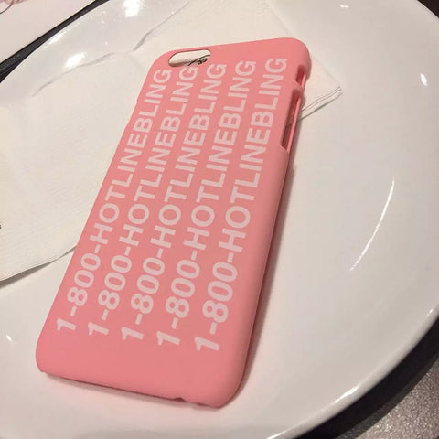 HelloDefiance, Hotline Bling for iPhone 5/6 Models, best, HelloDefiancecheap