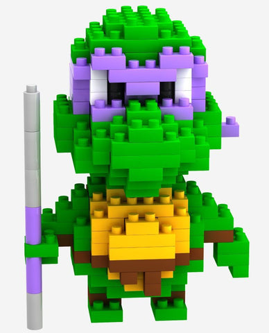 HelloDefiance, Donatello - Ninja Turles - Collectible Display Blocks, best, HelloDefiancecheap