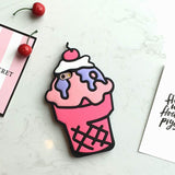 HelloDefiance, Ice Cream Soft Silicon for iPhone 5/6 Models, best, HelloDefiancecheap