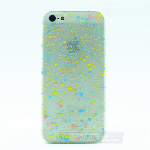 HelloDefiance, Glow in Dark Colored Paint Drips for iPhone 5 Models, best, HelloDefiancecheap