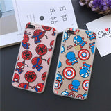 HelloDefiance, Baby Captain America for iPhone 5/6/7 Models, best, HelloDefiancecheap