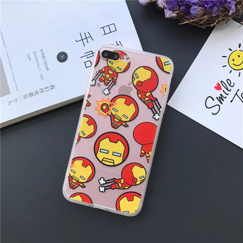HelloDefiance, Baby Iron Man for iPhone 5/6/7 Models, best, HelloDefiancecheap