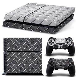 Plated Box Skin - PS4 Protector